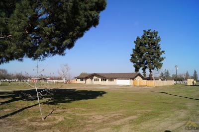 Bakersfield Single Family Home For Sale: 21718 Stockdale Highway