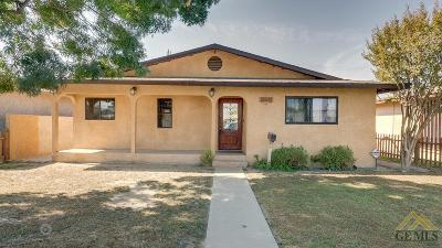 Delano Single Family Home For Sale: 1205 Quincy Street