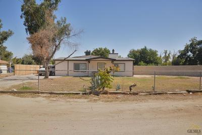 Bakersfield Single Family Home For Sale: 1123 Lomita Drive