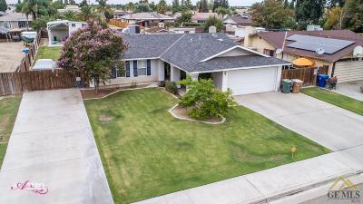 Bakersfield Single Family Home For Sale: 8821 Clydesdale Street