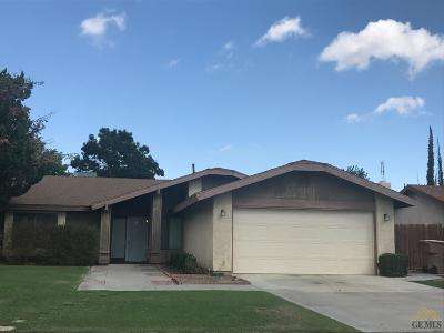 Bakersfield Single Family Home For Sale: 6212 Summerfield Drive