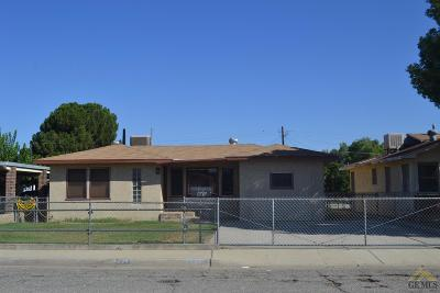 Arvin Single Family Home For Sale: 440 Hood Street