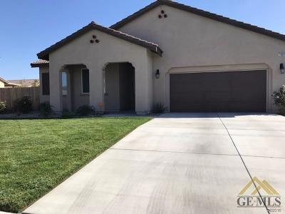Bakersfield CA Single Family Home For Sale: $298,700