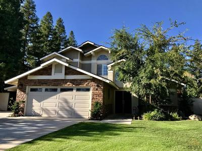Bakersfield Single Family Home For Sale: 16000 Manon Drive