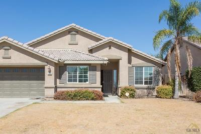 Bakersfield CA Single Family Home For Sale: $265,000