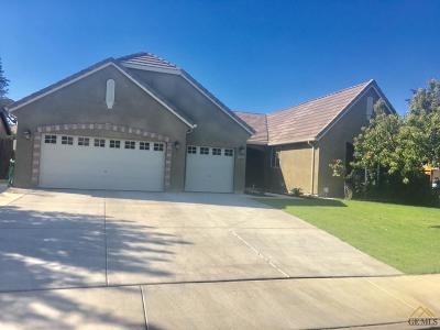 Bakersfield CA Single Family Home For Sale: $340,000