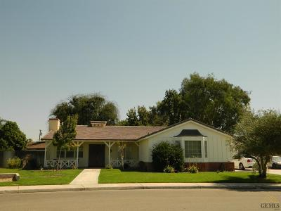 Shafter Single Family Home For Sale: 872 Sonora Dr.