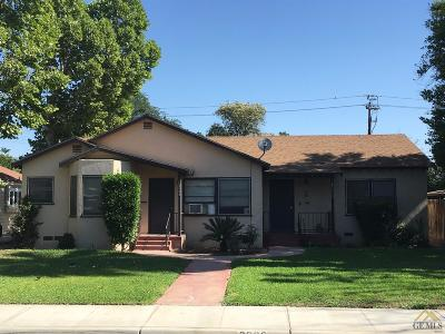 Bakersfield Multi Family Home For Sale: 3006 Sunset Avenue