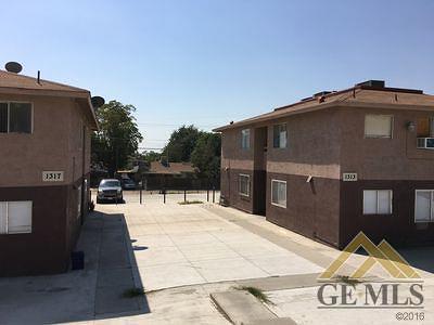 Bakersfield Multi Family Home For Sale: 1313 Bernard Street