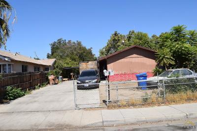 Bakersfield Multi Family Home For Sale: 2818 Center Street