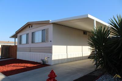 Bakersfield Mobile Home For Sale: 1301 Taft Highway #80
