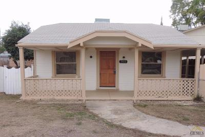 Bakersfield Multi Family Home For Sale: 705 30th Street