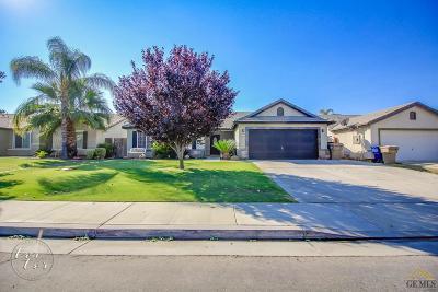 Bakersfield Single Family Home For Sale: 12519 Valentano Avenue