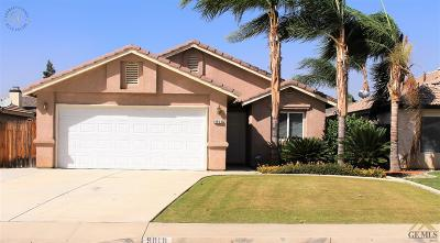 Bakersfield Single Family Home For Sale: 9018 Chattaroy Street