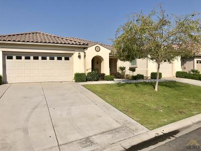 Bakersfield Single Family Home For Sale: 4904 Via Sienna Drive