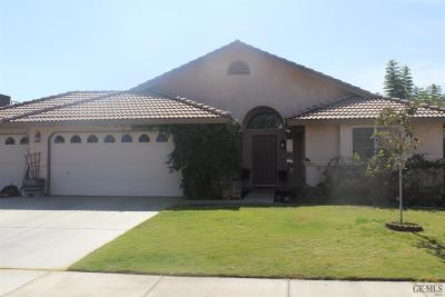 Shafter Single Family Home For Sale: 669 Neufeld Court