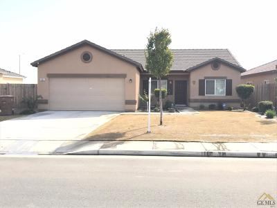 Bakersfield CA Single Family Home For Sale: $249,800