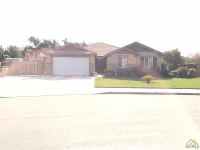 Bakersfield Single Family Home For Sale: 12005 Blanket Flower Drive