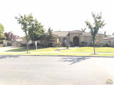 Bakersfield Single Family Home For Sale: 10611 Gainsborough Court