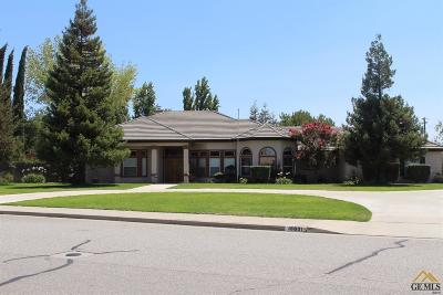 Bakersfield Single Family Home For Sale: 16031 Black Hawk Avenue