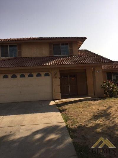 Arvin Single Family Home For Sale: 705 Peace Street