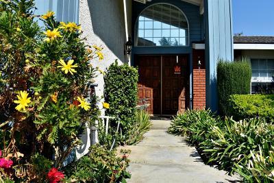 Bakersfield Single Family Home For Sale: 3701 Ashfork Lane