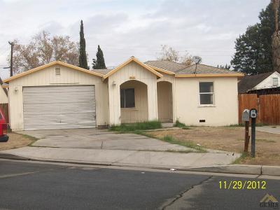 Bakersfield Multi Family Home For Sale: 912 Espee Street
