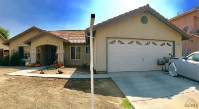 Delano Single Family Home For Sale: 2518 San Gabriele Drive