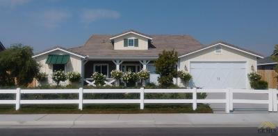 Bakersfield CA Single Family Home For Sale: $494,900