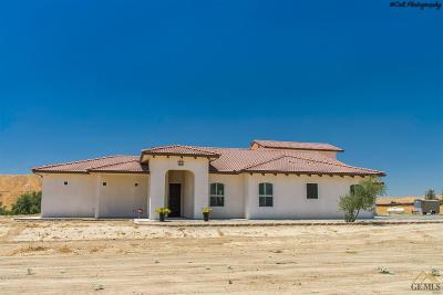 Bakersfield Single Family Home For Sale: 13700 Round Mountain Road