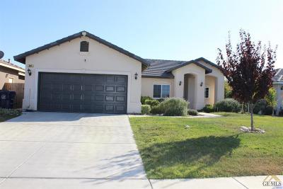 Mc Farland Single Family Home For Sale: 809 Hail Lane