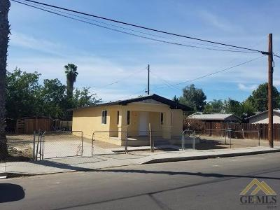 Wasco Single Family Home For Sale: 1002 15th Street