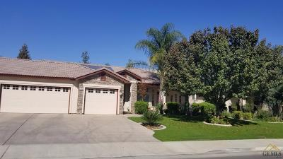 Bakersfield Single Family Home For Sale: 13408 Induran Drive