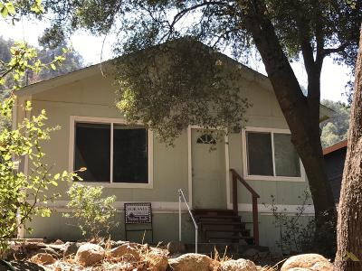 Single Family Home For Sale: 42277 Hot Springs
