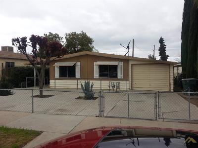 Wasco Multi Family Home For Sale: 1053 E Street