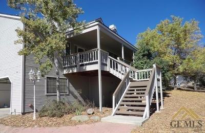 Tehachapi Single Family Home For Sale: 26101 Oakflat Drive
