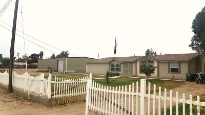 Bakersfield Single Family Home Active-Contingent: 18011 Brimhall Road