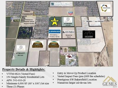 Residential Lots & Land For Sale: Panama Ln & Mountain Vista Rd Lane