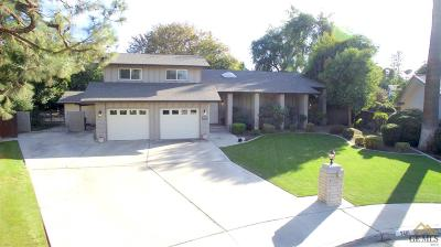 Bakersfield Single Family Home For Sale: 7401 Del Canto Court