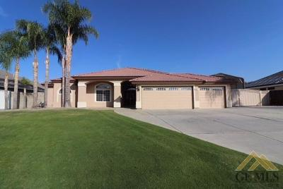 Bakersfield Single Family Home For Sale: 13818 Searspoint Avenue
