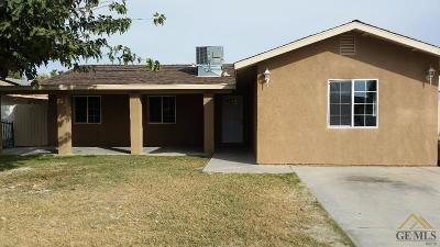 Delano Single Family Home For Sale: 705 Anita Avenue