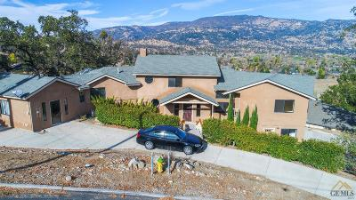 Tehachapi Single Family Home For Sale: 30371 Fox Ridge Court
