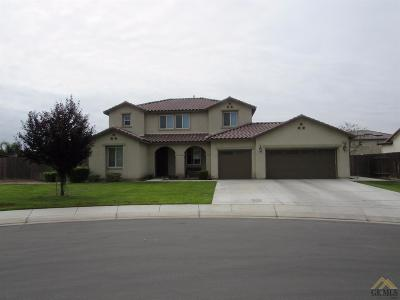 Bakersfield Single Family Home For Sale: 15703 San Marco Place