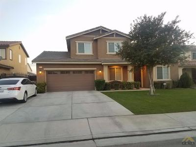 Bakersfield Single Family Home For Sale: 5511 Transparent Court