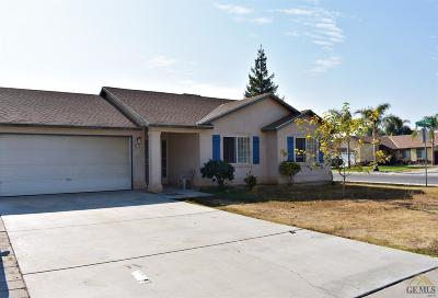 Wasco Single Family Home For Sale: 2711 Flower Street