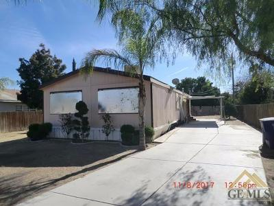 Bakersfield Manufactured Home For Sale: 419 E 10th Street