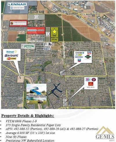 Bakersfield Residential Lots & Land For Sale: Snow Road