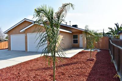Bakersfield Multi Family Home For Sale: 909 Smith St Street