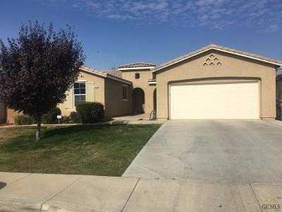 Bakersfield Single Family Home For Sale: 10900 Stone Haven Drive