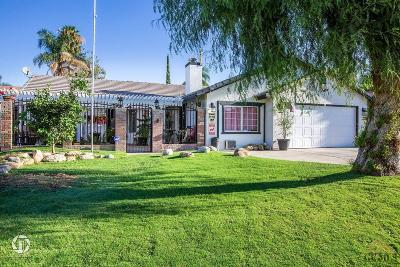 Bakersfield Single Family Home For Sale: 7712 Willis Avenue